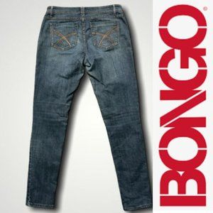 BONGO Blue Straight Jeans Size 13 TALL